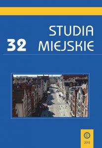 Studia Miejskie numer 32 okładka